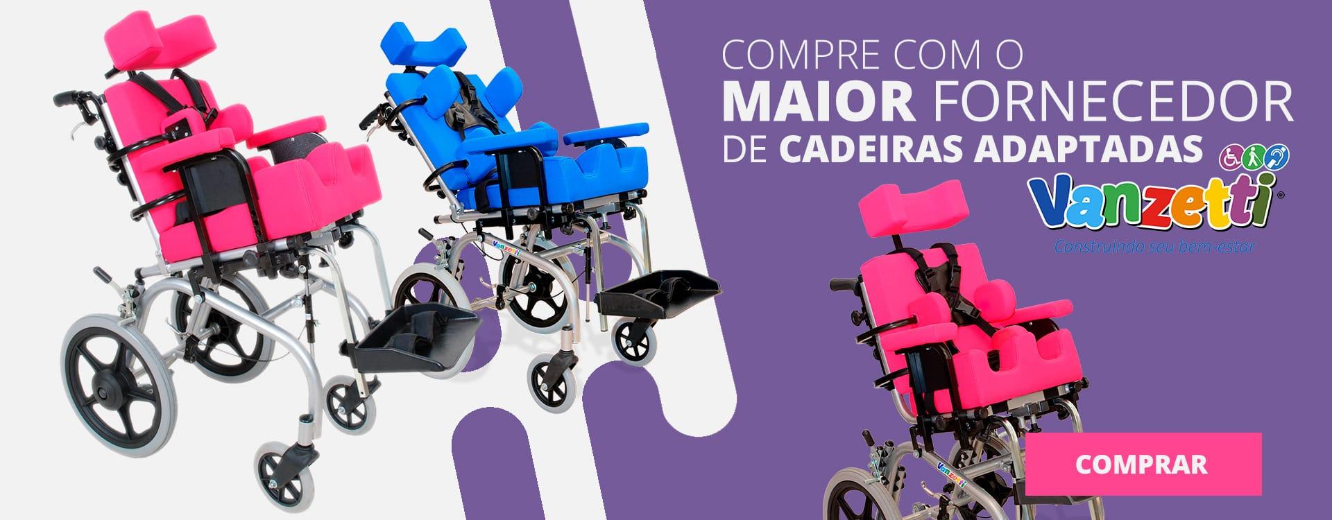 Cadeiras Adaptáveis Vanzetti