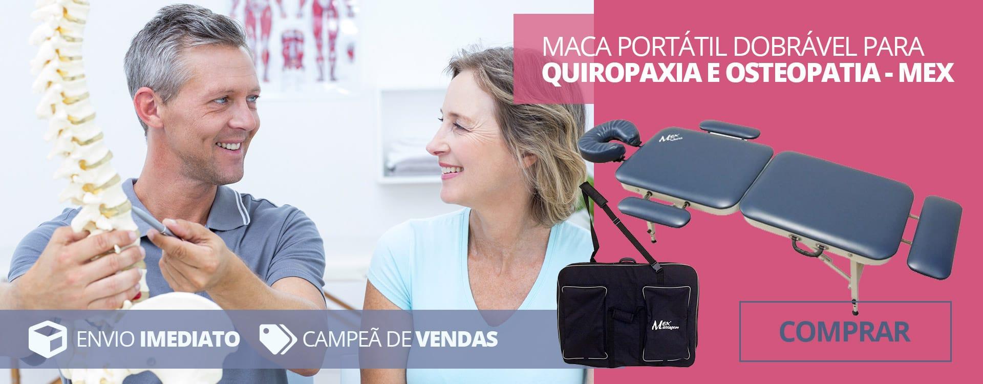 Maca Quiropaxia Osteopatia MEX