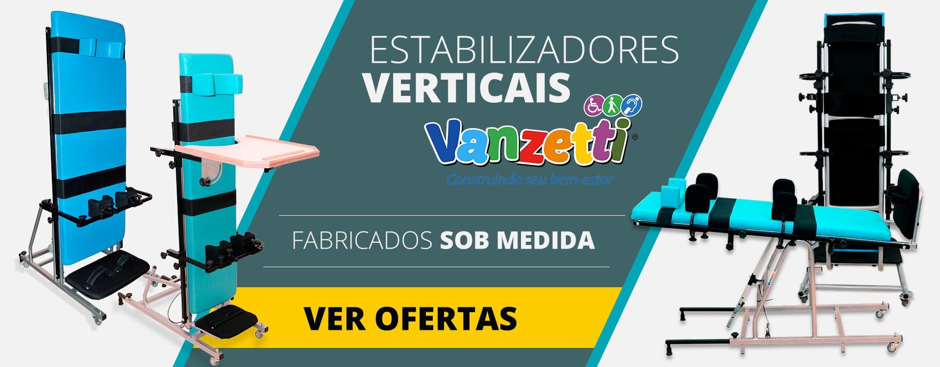 Estabilizadores Verticais Vanzetti