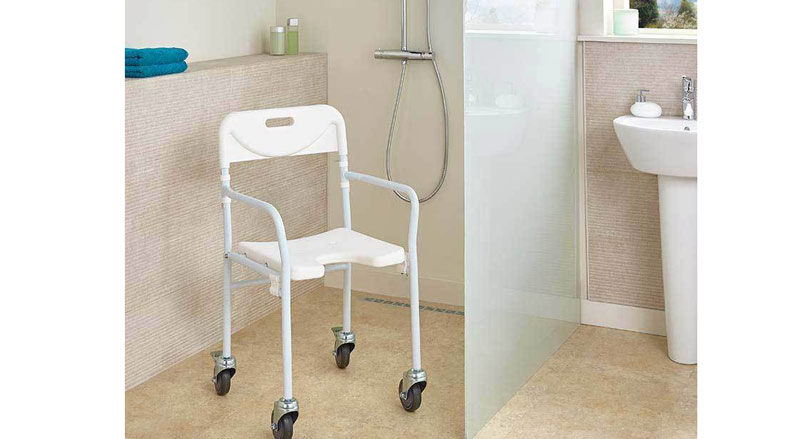 Cadeiras de Banho: Modelos e Opções