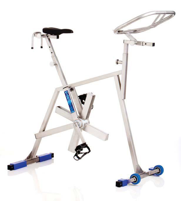 Hidrobike - Exercício com diversas aplicações terapêuticas, estéticas e saúde em geral