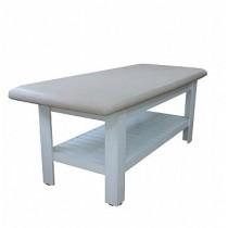 Maca / Mesa de Massagem SPA SHELF Branca - BELTEX -